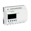Przekaźnik kompaktowy programowalny Zelio Logic 100-240 AC z zegarem 12 wejść 8 wyjść SR2B201FU