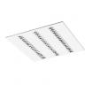 Oprawa PXF Lighting Parabolic LED 3x13,5W 4000K 600x600 PX2070108