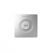Klawisz Sense Kontakt-Simon Simon Sense 8000614-093 Custom T2 aluminium