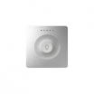 Klawisz Sense Kontakt-Simon Simon Sense 8000613-093 Custom T1 aluminium