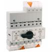 Przełącznik sieć-agregat 125A 4P PRZK-4125\W02 Spamel