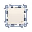 Przycisk dzwonek Kontakt-Simon 10 CD1.01/41 kremowy
