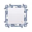 Przełącznik schodowy Kontakt-Simon Simon 10 CW6.01/11 pojedynczy biały