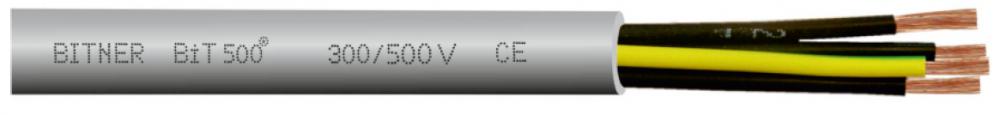 Przewód sterowniczy BiT 500 2x1mm2 300/500V S54448
