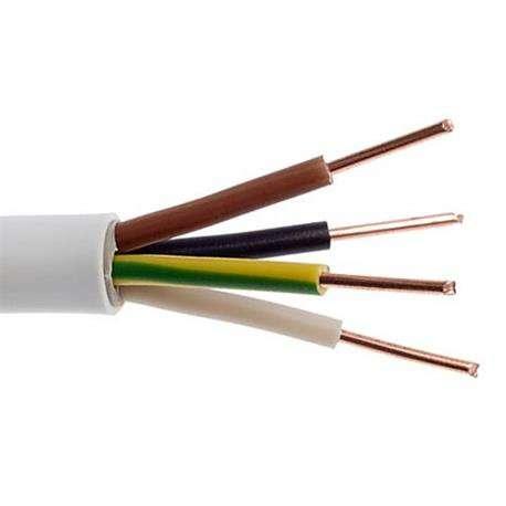 Przewód instalacyjny YDY 4X1,5mm2 450/750V krążki