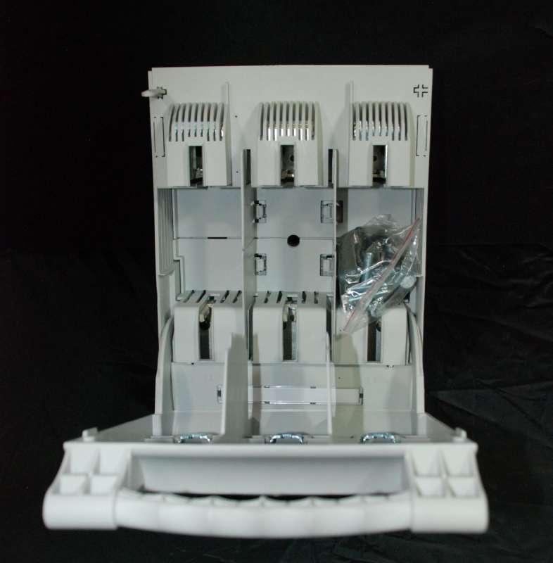 Rozłącznik bezpiecznikowy 3P 400A NH2 RBK 2 63-811685-011 Apator