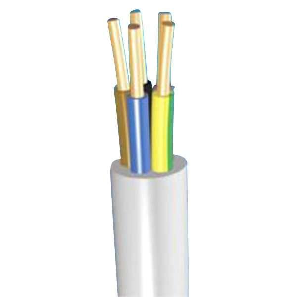 Przewód YDY 5X4 mm2 450/750V bęben