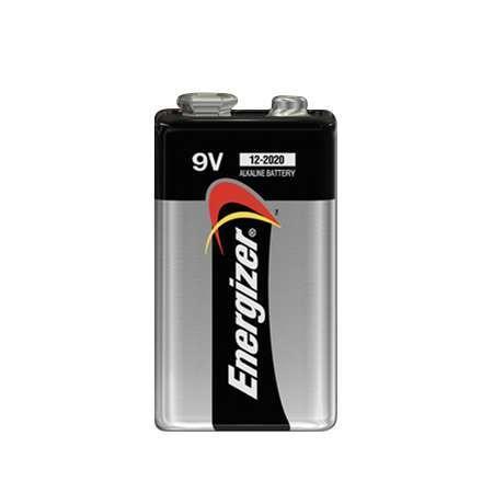 Bateria 6LR61 9v base alkaliczne blister 1szt Energizer 7638900297409