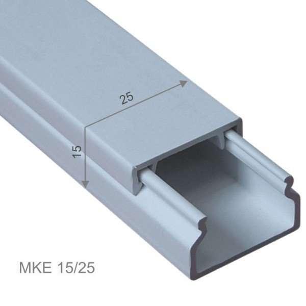 Listwa elektroinstalacyjna MKE 15X25 111296 AKS